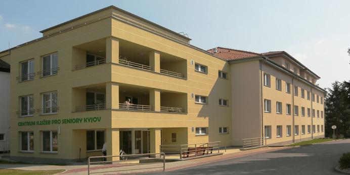 Centrum služeb pro seniory Kyjov