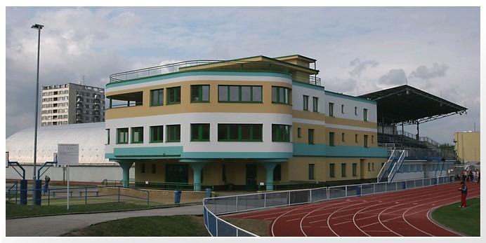 Sportovní stadion Kyjov